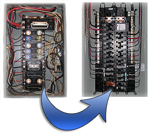 Electric Panel Upgrade Service in Fountain Hills AZ